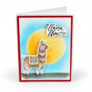 I Llama Love You Card