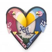 Kiss Me Heart Card #2