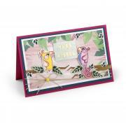 Hugs & Kisses Card #3