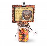 Halloween Owl Treat Topper