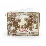 Noel Gingerbread Card