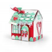 Open Dec. 25 Gingerbread House