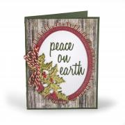 Peace on Earth Card #6