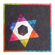 Floating Star Wall Hanging