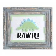 Rawr! Dinosaur Frame