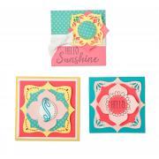 Hello Sunshine Mini Cards