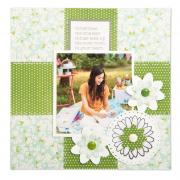 Picnic Scrapbook Page