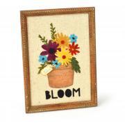 Bloom Flowers Frame