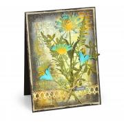 Noted Wildflowers Card