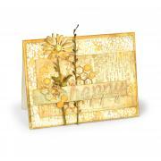 Happy Wildflower Card