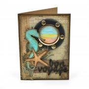 Bon Voyage Card #2
