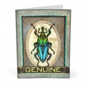 Genuine Beetle Card