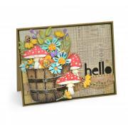 Hello Spring Card #2