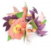 Tropical Flower Bracelet