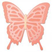 Sizzix Bigz Die - Layered Butterfly