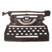 Sizzix Bigz Die - Retro Type by Tim Holtz