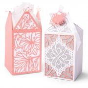 Sizzix Thinlits Die Set 8PK - Elegant Favor Box