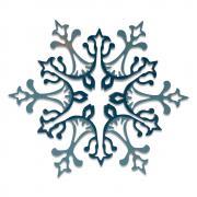 Sizzix Thinlits Die Set 2PK - Stunning Snowflake by Tim Holtz