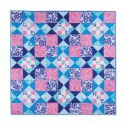 Stars & Squares Quilt