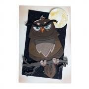 Arthur Night Owl Card
