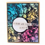 Flowery Card