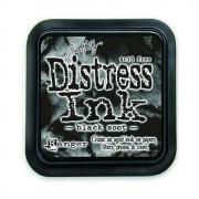 Black Soot Distress Pad