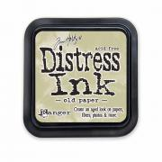 Ranger Old Paper Distress Pad - Tim Holtz