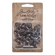 Hinge Clips by Tim Holtz