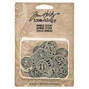 24 Tokens by Tim Holtz