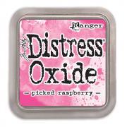 "Ranger Picked Raspberry Oxide Pad 3"" x 3"""