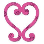Sizzix Bigz Die - Heart, Decorative