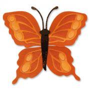 Sizzix Sizzlits Die Set 4PK - Build a Butterfly Set