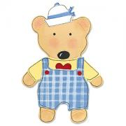 Sizzix Bigz Die - Animal Dress Ups Bear
