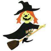 Sizzix Bigz Die - Witch w/Broom