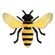 Sizzix Sizzlits Die - Bee #4