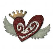 Sizzix Bigz Die - Heart Wings