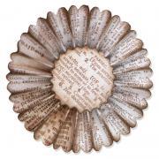 Sizzix Sizzlits Decorative Strip Die - Paper Rosette