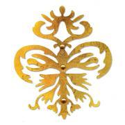 Sizzix Sizzlits Die - Ornamental Crest