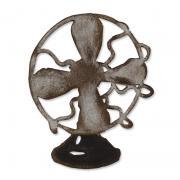 Sizzix Bigz Die - Vintage Fan