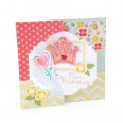 Sizzix Movers & Shapers L Die - Card, Majestic Flip-its