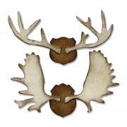 Sizzix Bigz Die - Trophy Antlers