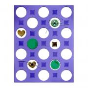 Sizzix Thinlits Die Set 7PK - Geometric Tiles