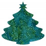 Sizzix Bigz Die - Tree, Christmas #3