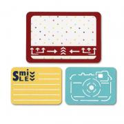 Sizzix Thinlits Die Set 3PK - Smile for the Camera