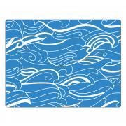 Sizzix Textured Impressions Embossing Folder - Waves