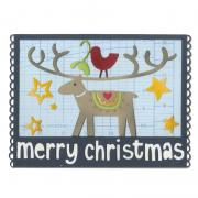Sizzix Thinlits Die - Merry Christmas