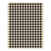 Sizzix Texture Fades Embossing Folder - Pinwheel