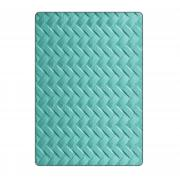 Sizzix 3-D Textured Impressions Embossing Folder - Woven