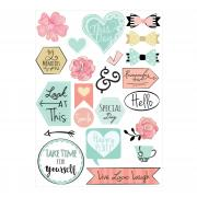Sizzix Stickers - Planner Page Icons