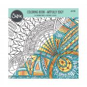 Sizzix Coloring Book - Artfully Edgy